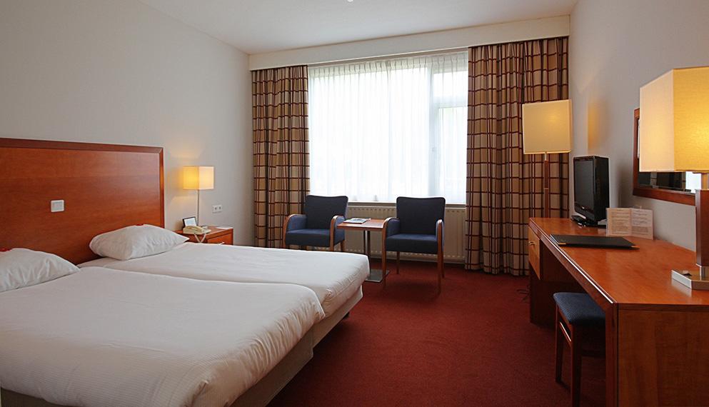 Hotelkamers fletcher parkhotel val monte